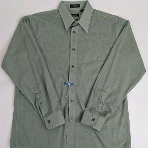 Christian Dior Monsieur Long Sleeve Button Front
